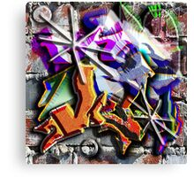 JAZZ WAHL Canvas Print