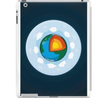 Earth Cake iPad Case/Skin