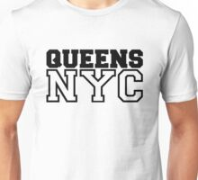 Queens NYC Unisex T-Shirt