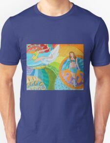 Surf Desert Off road Shirt design Unisex T-Shirt