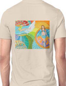 Surf Desert Off road Long sleeve Shirt design woodie Unisex T-Shirt