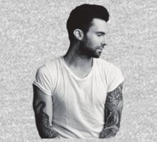 Adam Levine (Maroon 5) version 2 by positiver
