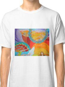 Surf Desert Off road Long sleeve Shirt design hoodie Classic T-Shirt