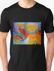 Surf Desert Off road Long sleeve Shirt design hoodie T-Shirt