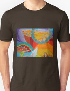 Surf Desert Off road Long sleeve Shirt design hoodie T-Shirt