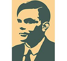 Che Turing Photographic Print