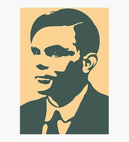 Che Turing Photographic Print