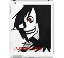 Laughing Jack  iPad Case/Skin