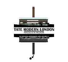 Pr. #01 - the Tate Modern Photographic Print