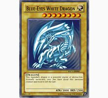 Blue Eyes White Dragon Unisex T-Shirt