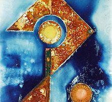 VU 91 Composition 7 by Heinz Sterzenbach