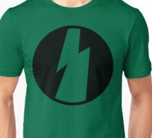 Thunderbolt Cut Unisex T-Shirt