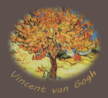 The Mulberry Tree, Vincent van Gogh Kids Clothes