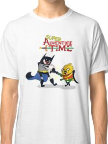 super adventure time Classic T-Shirt