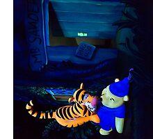 Wake Up Pooh! by Howard Fung