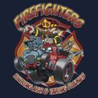Firefighters! by scott sirag