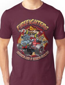Firefighters! Unisex T-Shirt