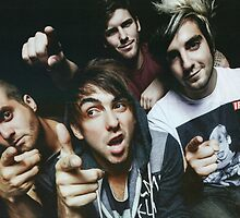 They're Pointing At Me Ahhhh by AllTimeLowSlut