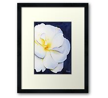 The Bloominator Framed Print