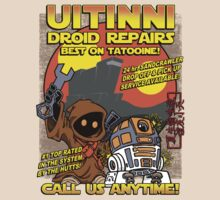 Droid repairs! by scott sirag
