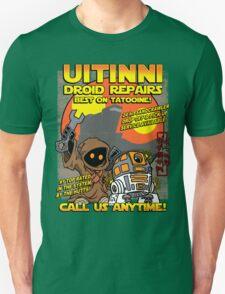 Droid repairs! T-Shirt