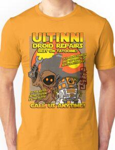 Droid repairs! Unisex T-Shirt
