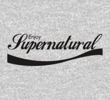Supernatural Cola - Black by hunnydoll