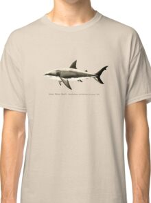 Carcharodon carcharias II Classic T-Shirt