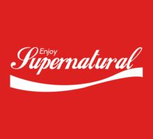 Supernatural Cola - White by hunnydoll