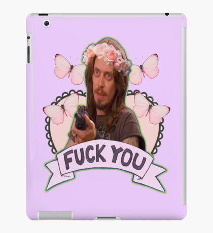 Soft Grunge Buscemi iPad Case/Skin