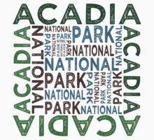 Acadia National Park One Piece - Long Sleeve