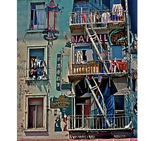 Chinatown / North Beach, San Francisco Photographic Print