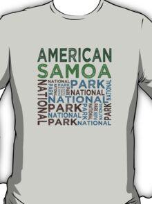 American Samoa National Park T-Shirt