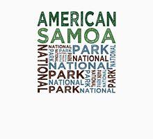 American Samoa National Park Unisex T-Shirt