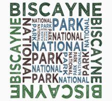 Biscayne National Park Kids Tee