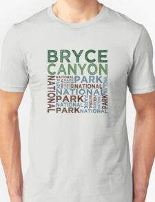 Bryce Canyon National Park Unisex T-Shirt