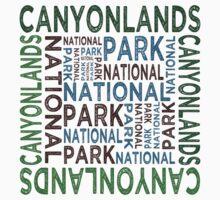 Canyonlands National Park One Piece - Short Sleeve