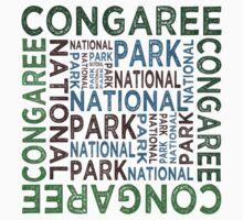 Congaree National Park Baby Tee