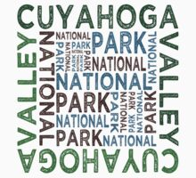 Cuyahoga Valley National Park Baby Tee