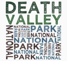 Death Valley National Park Kids Tee