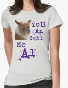 you can call me al Womens Fitted T-Shirt