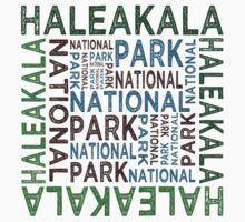 Haleakala National Park Kids Tee