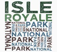 Isle Royale National Park One Piece - Long Sleeve