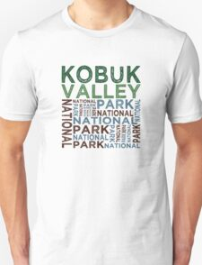 Kobuk Valley National Park T-Shirt