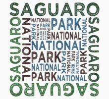 Saguaro National Park One Piece - Short Sleeve