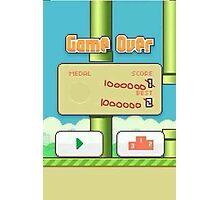 Flappy Bird Master Photographic Print