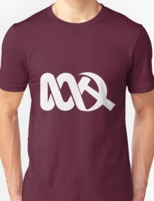 Red ABC in Reverse Unisex T-Shirt
