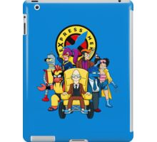 eXpress Men iPad Case/Skin