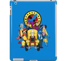 eXpress Men iPad Case/Skin