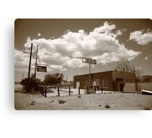 Route 66 in Arizona Canvas Print